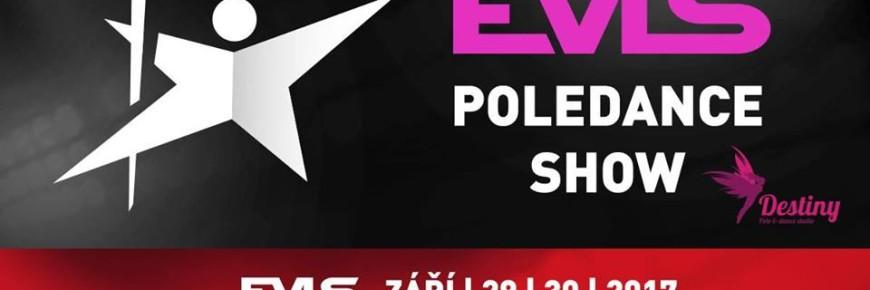 evls expo destiny pole dance