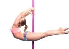 pole dance dove destiny